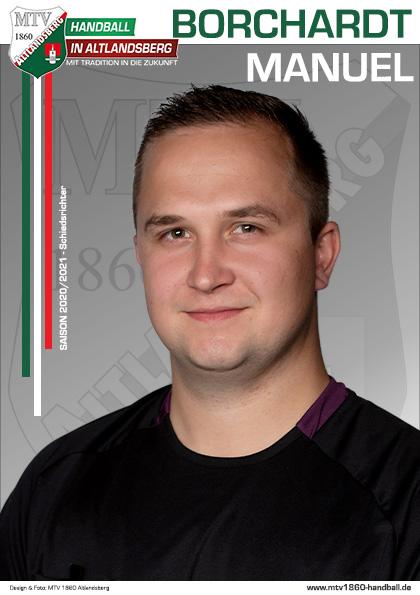 Schiedsrichter Manuel Borchardt 72dpi